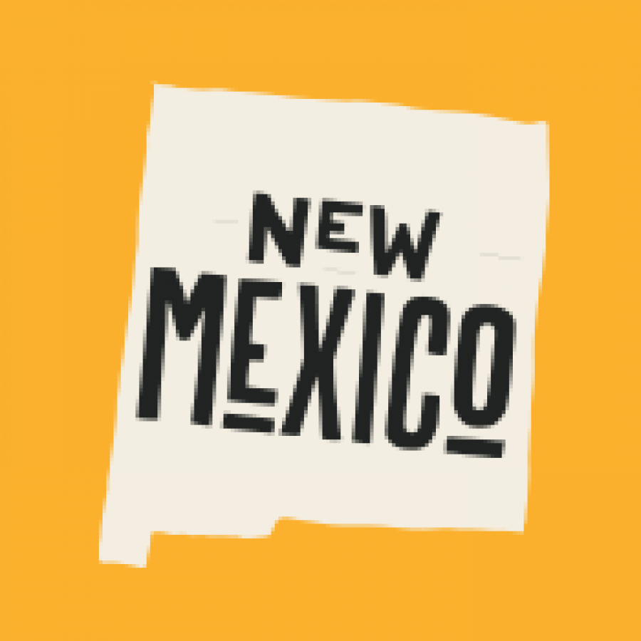 new mexico illustration